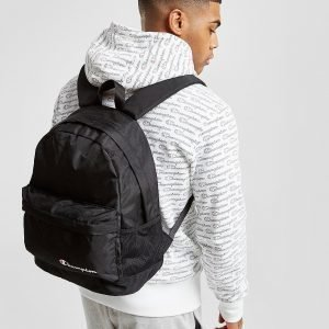 Champion Backpack Reppu Musta