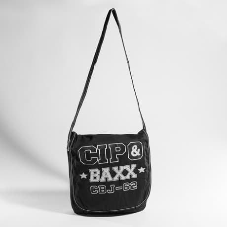 Cipo & Baxx Laukku Musta