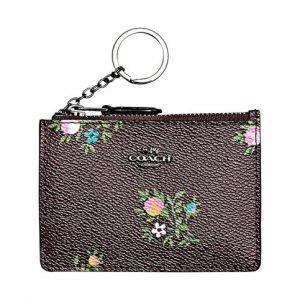 Coach Mini Id Kukkaro