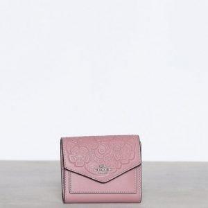 Coach Small Wallet Lompakko Dusty Rose