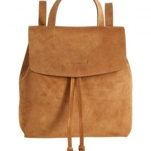 Coccinelle Delphine Suede Backpack Nahkareppu