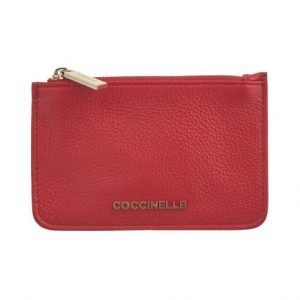 Coccinelle Small Key Chain Pouch Kukkaro