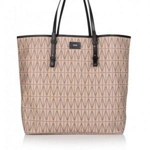 Dagmar Shopping Bag Käsilaukku Safari
