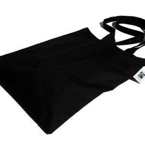 Dandj Puuvillakassi 150g Fair Trade Sertifioitu Musta