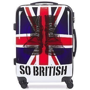 David Jones UNION JACK 53L pehmeä matkalaukku