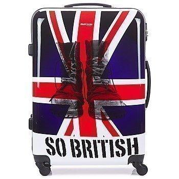 David Jones UNION JACK 83L pehmeä matkalaukku