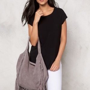Day Birger et Mikkelsen Day Soft Fringes Hobo Bag Ghost Gray