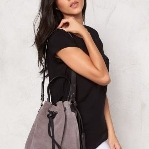 Day Birger et Mikkelsen Day Suede Doppio Bag Ghost Gray