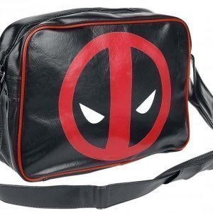 Deadpool Logo Olkalaukku