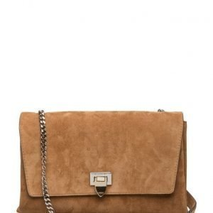 Decadent Big Clutch With Buckle And Chain olkalaukku