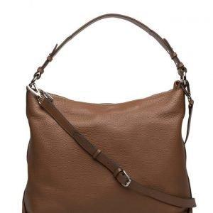 Decadent Soft Shoulder Bag With Zipper olkalaukku