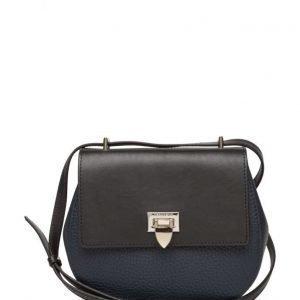 Decadent Tiny Round Satchel Bag W/Buckle olkalaukku