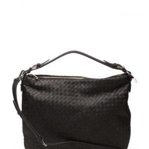Decadent Woven Flat Shoulder Bag olkalaukku