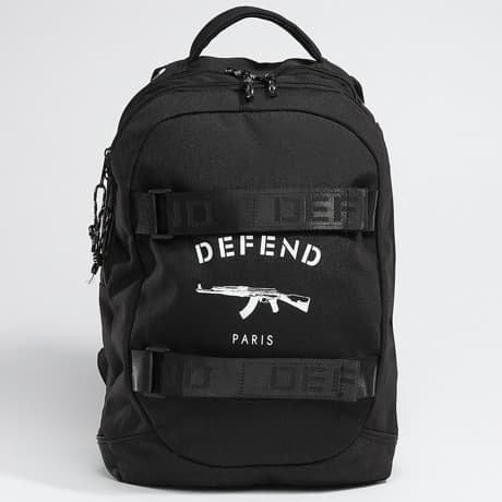 Defend Paris Reppu Musta