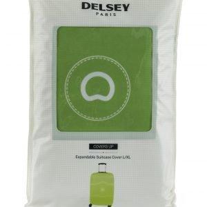 Delsey Expandable Suitcase Cover Matkalaukkusuoja L / Xl