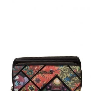 Desigual Accessories Mone Two Levels Indiana lompakko