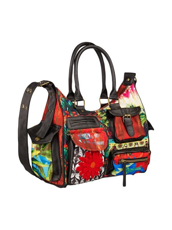 Desigual London Medio Amazonas Laukku