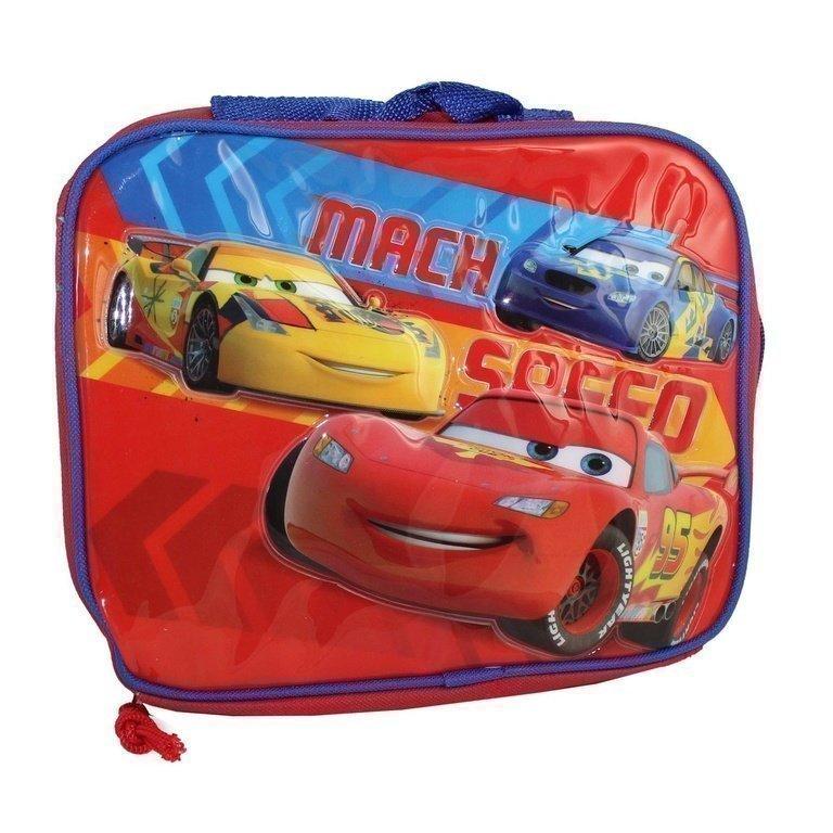 Disney Cars lunch picknick väska utflykt