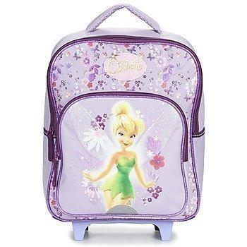 Disney FEE CLOCHETTE SAC A DOS TROLLEY pyörillä kulkeva koululaukku