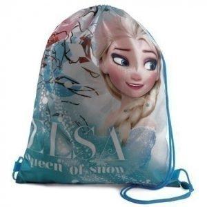 Disney Frozen Frost Jumppapussi med Elsa Gymnastikpåse