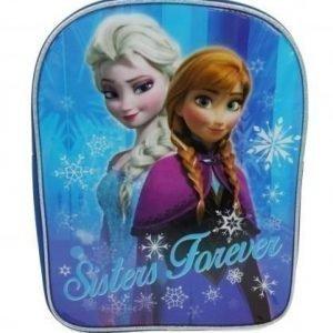 Disney Frozen Frost Reppu Anna Elsa blå