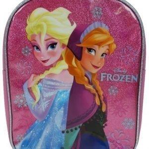 Disney Frozen Frost Reppu Anna och Elsa rosa