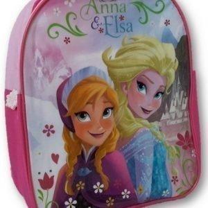 Disney Frozen Frost Reppu med Anna och Elsa