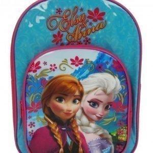 Disney Frozen Frost Reppu väska med Elsa och Anna
