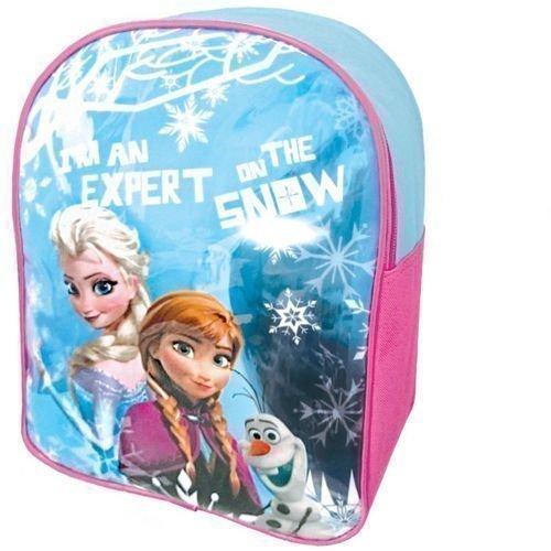 Disney Frozen Frost Stor Reppu- 40 cm Anna och Elsa