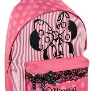 Disney Minnie Mouse Reppu Vaaleanpunainen