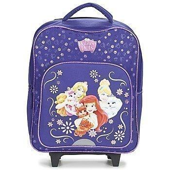 Disney PALACE PETS SAC A DOS TROLLEY pyörillä kulkeva koululaukku