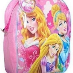 Disney Princess Reppu i rosa Junior str