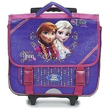 Disney REINE DES NEIGES CARTABLE TROLLEY 38CM pyörillä kulkeva koululaukku