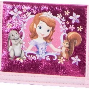Disney Sofia the first Lompakko Pink