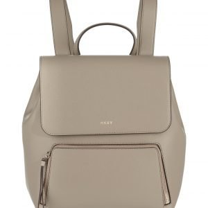 Dkny Bryant Park Backpack Cross Saffiano Nahkareppu