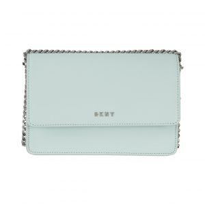 Dkny Bryant Park Chain Item Small Flap Crossbody Nahkalaukku