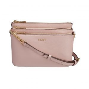 Dkny Bryant Sutton Chain Triple Crossbody Nahkalaukku