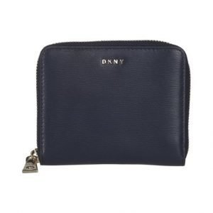 Dkny Bryant Sutton Zip Around Nahkalompakko