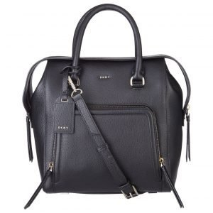 Dkny Chelsea Vintage Style North / South Satchel Nahkalaukku