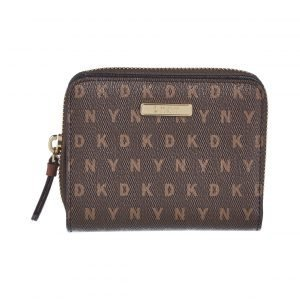 Dkny Coated Logo Small Carryall Lompakko