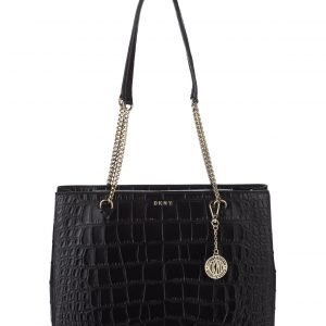 Dkny Croco Chain Shopper Nahkalaukku