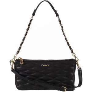 Dkny Gansevoort Quilted Leather Crossbody Nahkalaukku
