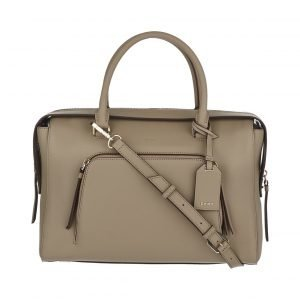 Dkny Greenwich Smooth Large Satchel Nahkalaukku