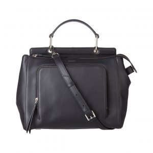 Dkny Greenwich Smooth Medium Top Handle Satchel Nahkalaukku