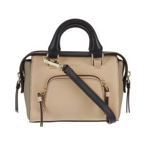 Dkny Greenwich Smooth Mini Satchel Nahkalaukku