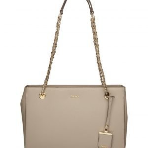 Dkny Saffiano Leather Shopper Nahkalaukku