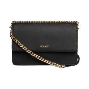 Dkny Small Flap Crossbody Nahkalaukku