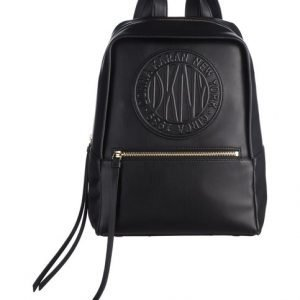 Dkny Tilly Circa Debossed Ecoleather Reppu