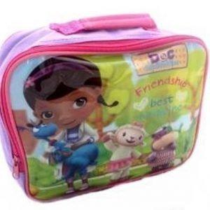 Doc Mcstuffins lunch picknick väska utflykt