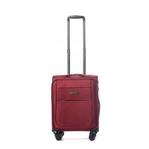 Epic Trolley 55 Cm 4w Matkalaukku Ultraslim Burgundy Red